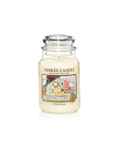 Yankee Candle ароматна свещ CHRISTMAS COOKIE